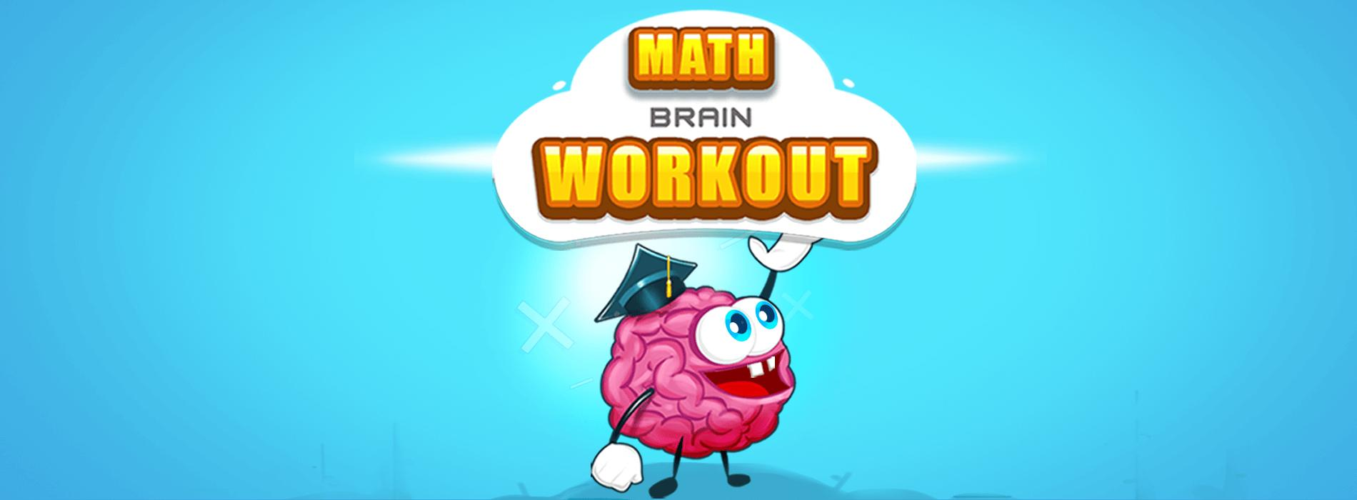 Math Brain Workout Game| Download Free Game and Test your Math Skill